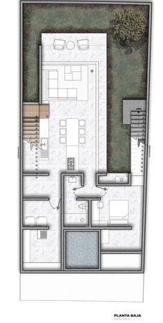 Casa S1,Floor Plan 01
