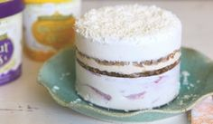 White Chocolate Cheesecake And Coconut Bliss Milkshake Recipe ...