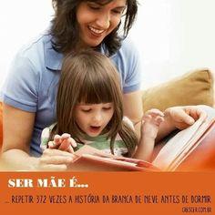 Qual é a história que você já leu 1 milhão de vezes para os seus filhos?