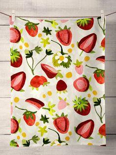 Shalae Tippetts – Illustrator and Designer Nature Drawing, Fun Patterns, Kitchen Themes, Black Animals, Fruit Art, Stuffed Animal Patterns, Food Illustrations, Surface Pattern Design, Repeating Patterns
