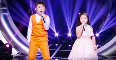 10-year-old Jeffrey Li and 7-year-old Celine Tam will take your breath away with their beyond powerful performance of 'You Raise Me Up'. Seriously, you will not believe the anointed voices that come from these beautiful children! WOW.