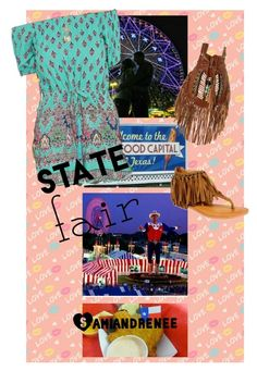State Fair Date Night by samiandrenee on Polyvore featuring polyvore fashion style Not Rated clothing