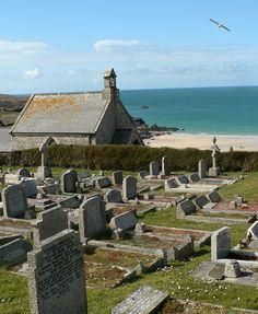 Cornwall, England--a graveyard I must explore!