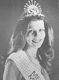 Lynn Massyn   Miss South Africa 1976
