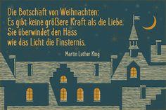 Könige Der Finsternis Karte.Bibelvers Auf Der Postkarte Das Licht Leuchtet In Der Finsternis