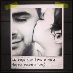 We hope you have a very Happy Fathers Day!