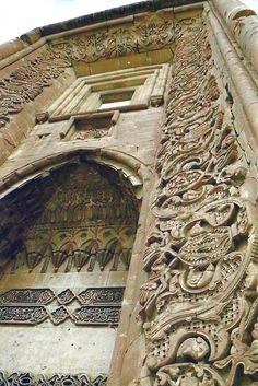 Ishakpasa Saray Grand Entrance (detail)