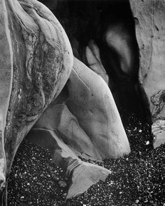Edward Weston, (Eroded Rock, Point Lobos), later by Cole Weston, Four Generations of Weston Photography Gallery Photography Gallery, Modern Photography, Digital Photography, Black And White Photography, Straight Photography, Photography Lessons, Edward Weston, Henry Westons, Visual Texture