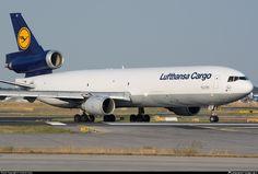 D-ALCE Lufthansa Cargo McDonnell Douglas MD-11F