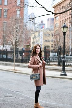 The only winter-to-spring transitional piece you need in your closet