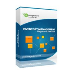 Inventory Management	 (1.0) The First and Only Magento Inventory Management Extension that provides the easiest stock management and minimizes product loss: Managing stock receiving: purchasing products for many warehouses, managing suppliers, purchase orders and supply needs, etc. Managing warehouses: assigning permissions, adjust stocks, etc. Managing stock issuing: managing Customer Orders, transferring stocks, report, etc.