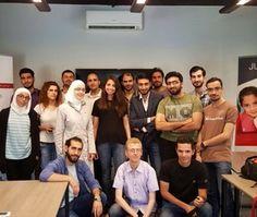 معسكر ريادي في لبنان لتعزيز الشركات الناشئة السورية #Alqiyady #ريادة_الاعمال #القيادي #مال #اعمال #نصائح
