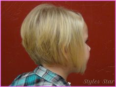 LITTLE GIRLS HAIRCUT BOB - http://stylesstar.com/little-girls-haircut-bob.html