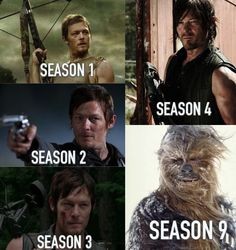 #thewalkingdead #daryl