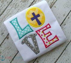 LOVE Cross, $4.00