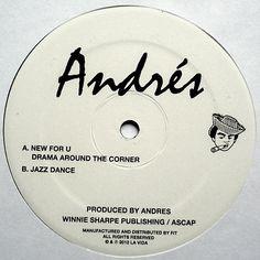 Andrés - New For U (Vinyl) at Discogs