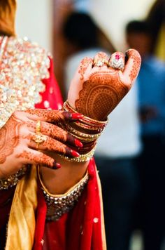 Beautiful Indian Bride.