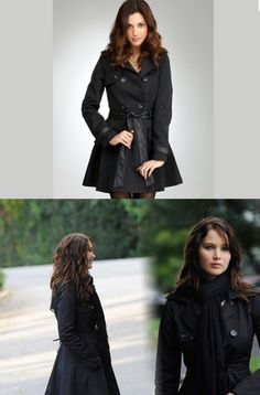 Jen's coat from Silver Linings Playbook