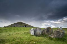Irlande mégalithique et mythologique - 6J