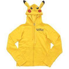 Pocket Monster Pikachu Hoodie Sweater Cosplay Unisex Costume (Medium) Cosplay Costume http://www.amazon.com/dp/B00HP3PDJS/ref=cm_sw_r_pi_dp_2K3kvb15F7X4C