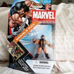 #Marvel #Universe #Puck  #Hasbro #actionfigures #action #figures #figuras #ação #heróis #Heroes #Alpha #Flight #Tropa #Alfa