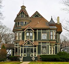 1000 Images About Victorian Homes On Pinterest