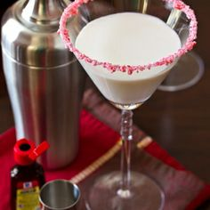 Cocktail Unites The Crisp Bite Of Peppermint With The Smooth Sweetness ...