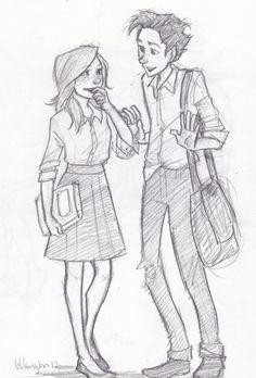 (Artist: burdge) - Teddy and Victoire