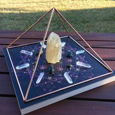 Blog - Crystal Grids For Love, Health And Abundance In 2019