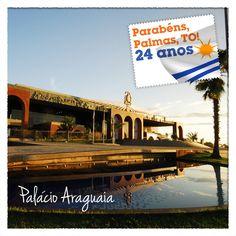 Palmas completa 24 anos com sete dias de comemorações. Espetáculo cultural e musical encerra festividades de aniversário da capital do Tocantins. Confira a programação!