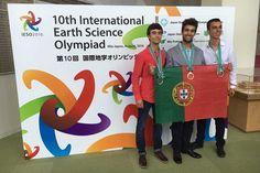 Olimpíadas internacionais de ciências da terra   Portal Elvasnews