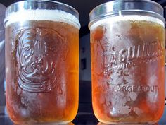 Lagunitas Mason Jar Glass--- ahhhhh i have also many glasses but I'd get rid of so many for these.