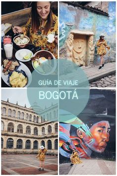 The best places to take photos, go sightseeing and see in Bogotá, Colombia. Colombia South America, South America Travel, Latin America, South Usa, Colombia Travel, Travel Inspiration, Travel Ideas, Travel Tips, Travel Pictures