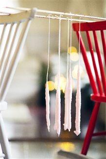 Tee itse joululahjaksi kastetut kynttilät - diy candles