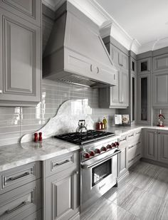 Make your kitchen a unique place for your live. See more clicking on the image. #LuxuryKitchenInspiration