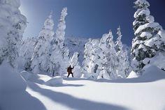Vallée des fantômes, Parc national des Monts-Valin, Saguenay Qc Canada Great Places, Places Ive Been, Beautiful Places, Places To Visit, Qc Canada, Lac Saint Jean, I Miss My Family, Destinations, I Love Winter