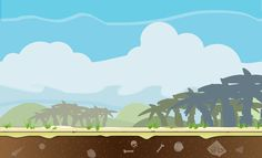 Background Illustration for Espresso Coding, a product that teaches pupils to code and make their own apps.