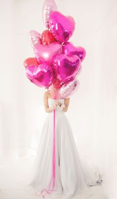 Valentines Wedding Idea.  Pinned by Afloral.com from http://www.rockmywedding.co.uk/page/10/