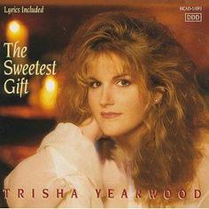 Trisha Yearwood-My MOST favorite Christmas CD.