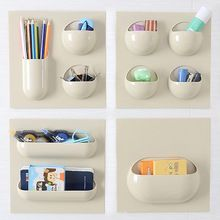 New High quality Plastic Desktop Kitchen Bedroom Makeup Sitting Room Supplies Storage Rack Holder Office Sundries Organizers(China (Mainland))