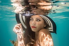 10 Tips for Doing an Underwater Photo Shoot