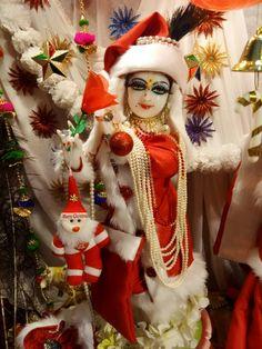 Krishna As Santa Christmas And New Year, Merry Christmas, Radha Rani, Laddu Gopal, Krishna Wallpaper, Angel Pictures, Krishna Images, Radhe Krishna, Indian Gods