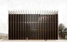 minimalarchitecture:  CIB - Vaillo & Irigaray & Galar