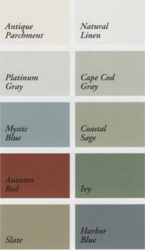 how to choose colors for your house