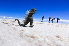 [玻利維亞] 點圖有烏尤尼鹽沼介紹! #uyuni #Bolivia