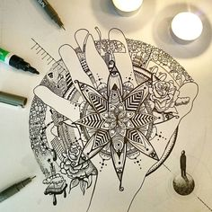 Fresh WTFDotworkTattoo Find Fresh from the Web Focussing on some shapes.dot.dot.dot.  #mandala #handala #sketch #cityshapes #starwars #illustration #shape #drawing #patterns #ink #inked #letters #sketch #pen #pencil #drawing # draw #illustrate #workinprogress # blackandwhite #penandink #dotwork #abstract #meditate #artline #artliner #5 #zen jorislacroix WTFDotWorkTattoo