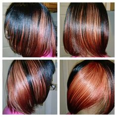 Custom Hair Color