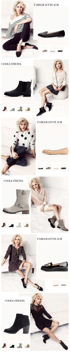 H&M Shoes – Der neue Schuh-Look