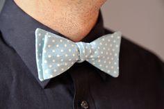 Sew Like My Mom | Men's Bow Tie Tutorial