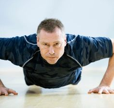 Three Chest Exercises